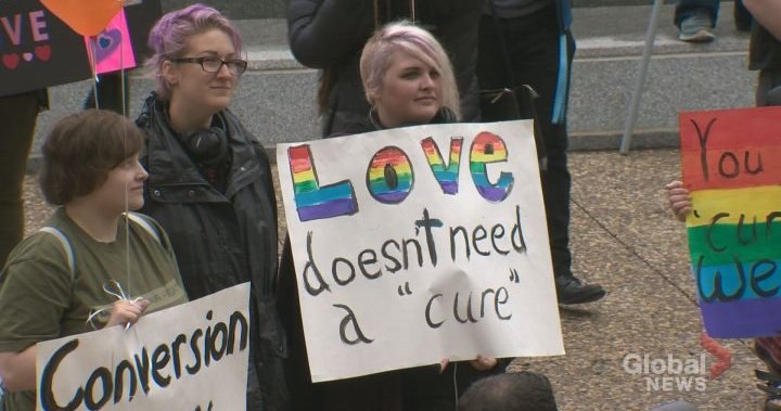 Canada to introduce legislation to ban conversion therapy - National