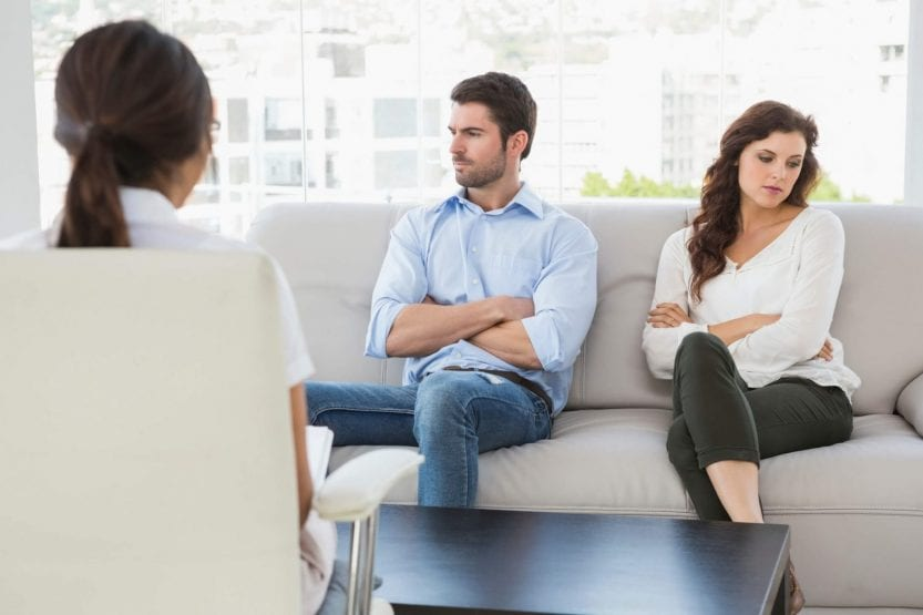 Couples and Relationship Therapy
